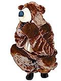 Braunbär-Kostüm, F67 Gr. M, Bären-Faschingskostüm, für Fasching...