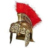 Widmann 03612 - Römischer Helm im antiken Gold, Römer, Krieger,...