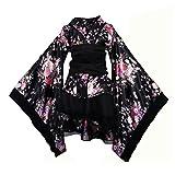 OULII Lolita Kimono, Japanische Cosplay Kimono Kostüm für Damen...