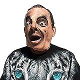 thematys Mister Bean Mr. Rowan Atkinson Maske - perfekt für Fasching,...
