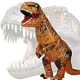 JASHKE Trex Kostüm Aufblasbare Kostüme Tyrannosaurus Rex Anzug...