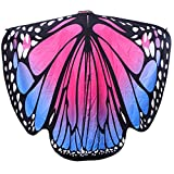 BESPORTBLE Frauen Schmetterling Kostüm Umhang Tiere Schmetterling...