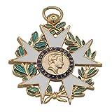 JXS Französische Ehrenmedaille, WWI-Legion of Ehre Emblem Replica,...