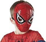 Rubie's Spiderman-Halbmaske für Kinderkostüm, offiziell lizensiert,...