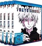Tokyo Ghoul - Staffel 1 - Gesamtausgabe - Bundle - Vol. 1-4 -...