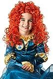 Rubie's 352602 - Merida Wig Child, STD, orange