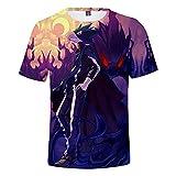 Piccodos Anime 3D Kurzarm T-Shirt Tee Shirt Hemd Boku no Hero Academia...