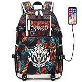 YOYOSHome Luminous Anime Overlord Cosplay Bookbag Daypack Laptop...