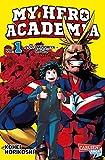 My Hero Academia 1: Abenteuer und Action in der Superheldenschule!