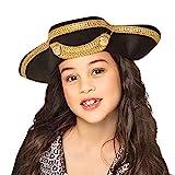 Boland 81906 - Kinderhut Pirat Joey, one size, Pirat, Edelmann,...