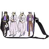 YOYOSHome Anime JoJo's Bizarre Adventure Messenger Bag Cosplay...