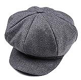 HugeStore Baby Kinder Gatsby Newsboy Mütze Hut Kappe Berets...