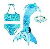 Guter Handwerker Mädchen Meerjungfrauenschwanz zum Schwimmen,Mermaid...