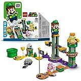 LEGO 71387 Super Mario Abenteuer mit Luigi – Starterset, Spielzeug...