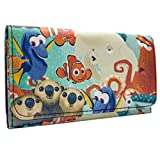 Finding Dory Nemo & Marlin Portemonnaie Geldbörse Blau