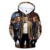 Unisex Hoodies 3D-Druck Doctor Who Pullover Sportswear Sweatshirt...