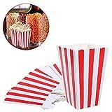 VAINECHAY 12 Stücke Candy Tüten Partytüten Set Popcorn Boxes...