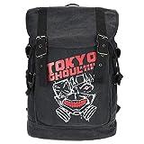 Tokyo Ghoul Leinen Rucksack im Seesack-Design