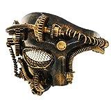 Ubauta Steam Punk Phantom der Oper Vintage mechanische Männer...