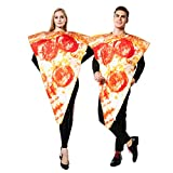 EraSpooky Unisex Essen Lebensmittel Pizza Kostüm Halloween Party...