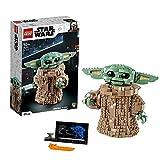 LEGO 75318 Star Wars The Mandalorian, Das Kind, Bauset, Bauspielzeug...