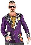 Boland 84212 - Fotorealistisches Shirt Pimp, Kostüme für Erwachsene