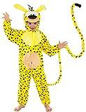 Generique - Marsupilami-Kostüm für Kinder Faschingskostüm...