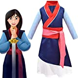 CHANGL Neues Cosplay Mulan Kostüm Dreiteiliges Kinder Performance...