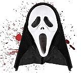 TK Gruppe Timo Klingler Scream Maske als Halloween Klassiker - für...