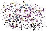Amscan 9902162 - Konfetti Shimmer und Shine, Papier/Folie, 14 g, bunt,...