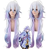 MixFactory Cos Wig Anime Fate/Grand Order Caster Merlin Long Perücke...