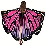 EDOTON Schmetterlingsflügel für Frauen, Nymphe Pixie Kostüm...