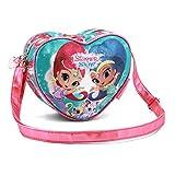 KARACTERMANIA Unisex Kinder Herz Schultertasche, Rosa, 20 cm