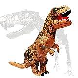 Halloween Erwachsene Aufblasbare Trex Dinosaurier Partei Kostüm...
