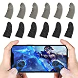 Newseego PUBG Mobile Game Finger Sleeve [12 Pack], Touch Screen...