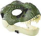 Jurassic World Tyrannosaurus Rex Maske mit offenem Kiefer,...