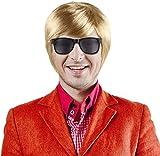 Balinco Set aus Schlagerstar Heino Perücke blond + Sonnenbrille...