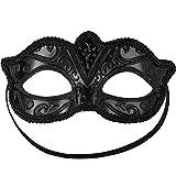 dressforfun 900881 Venezianische Maske für Damen, Augenmaske mit...