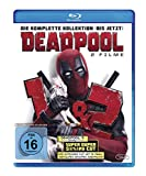 Deadpool 1+2 [Blu-ray]