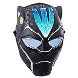 Hasbro Marvel Black Panther Vibranium Power-Maske mit pulsierenden...