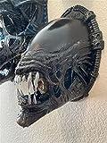 Alien Sculptures-schleim Xenomorph Kopf Wanddekoration, Aliens Model...