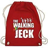 Shirtracer Karneval & Fasching - The Walking Jeck weiß Kostüm -...