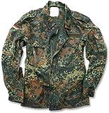 Mil-Tec German Flecktarn Camouflage Pattern Fatigue Field Shirt (42...