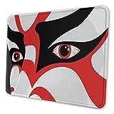 Kabuki Maske erweitert Mauspad japanisches Drama Thema Kabuki Gesicht...