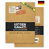 Hidden Games Tatort Krimispiel Fall 1 - Der Fall Klein-Borstelheim -...