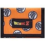 Dragon Ball Z Meister Roshi Kanji Portemonnaie Geldbörse Orange