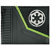 Star Wars Rogue One Galactic Emblem Schwarz Portemonnaie Geldbörse
