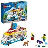 LEGO60253CityEiswagenSpielzeugmitSkater-undHundefigur,�...