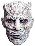 Mahal796 Latexmaske für Erwachsene, Motiv Night 'S King – Game of...