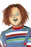 Maske Chucky die Mörderpuppe Mörder Killer Chuckymaske Halloween